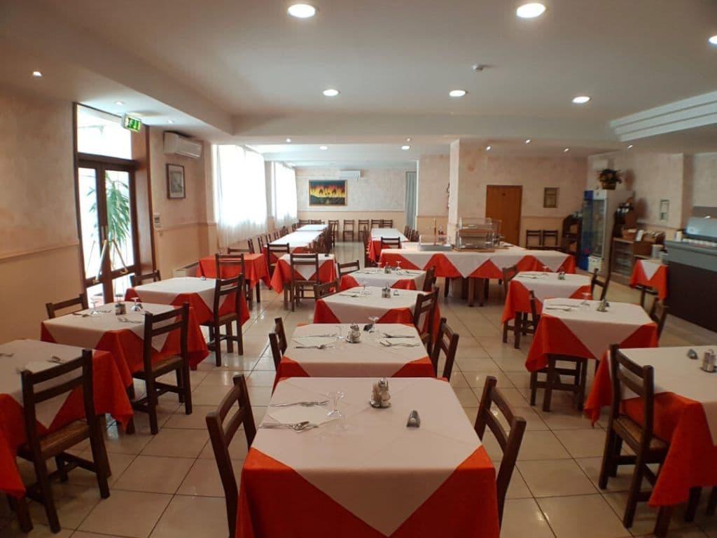 Ristorante - Hotel Trasimeno - Castiglione del Lago