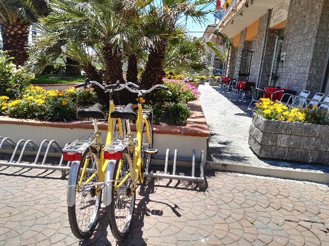 Servizi - Hotel Trasimeno - noleggio biciclette
